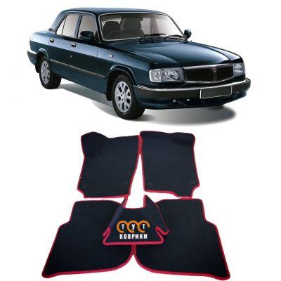 Коврики EVA для ГАЗ 3110 (1997-2008)