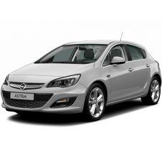 Коврики EVA для Opel ASTRA J (2009-н.в.)
