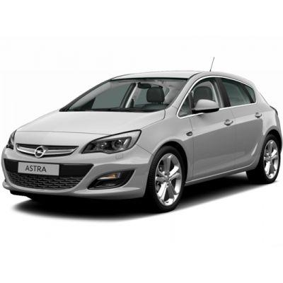 Коврики ЭВА для Opel ASTRA J (2009-н.в.)