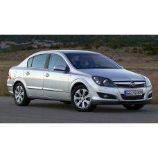 Коврики EVA для Opel ASTRA H sedan (2007-н.в.)