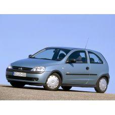 Коврики EVA для Opel CORSA C (2000-2006)
