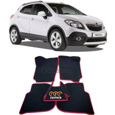 Коврики EVA для Opel Mokka (2012-2019)