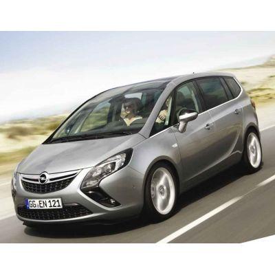 Коврики EVA для Opel ZAFIRA (2012-н.в.)