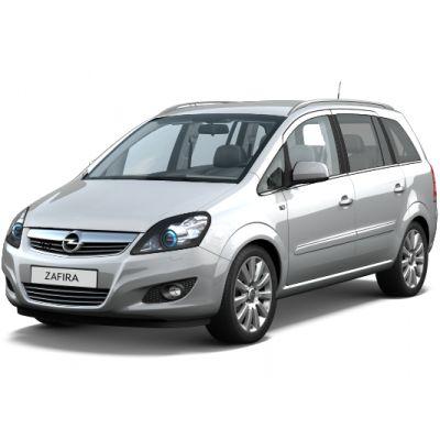 Коврики EVA для Opel ZAFIRA В (2004-н.в.)