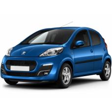 Коврики EVA для Peugeot 107