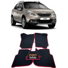 Коврики EVA для Peugeot 2008 (2013-2019)