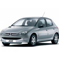 Коврики EVA для Peugeot 206 (1998-2010)