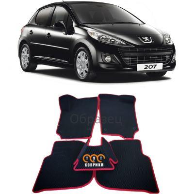 Коврики EVA для Peugeot 207 (2006-2015)