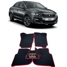 Коврики EVA для Peugeot 301 (2012-н.в.)