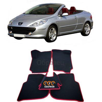 Коврики EVA для Peugeot 307 CC (2001-2008)