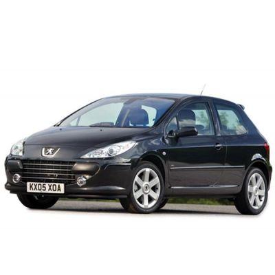 Коврики EVA для Peugeot 307 (2001-2008)