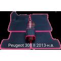 Коврики EVA для Peugeot 308 II (2013-н.в.)