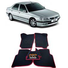 Коврики EVA для Peugeot 406 (1995-2005)