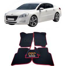Коврики EVA для Peugeot 508 (2011-2018)