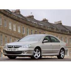 Коврики EVA для Peugeot 607 (1999-2010)