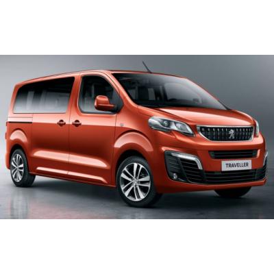 Коврики EVA для Peugeot Traveller (2016-н.в.)
