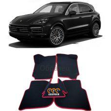 Коврики EVA для Porsche Cayenne III (2017-н.в.)