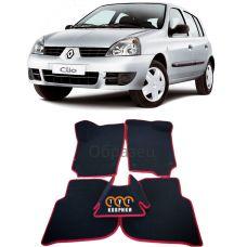 Коврики EVA для Renault Clio II (1998-2013)