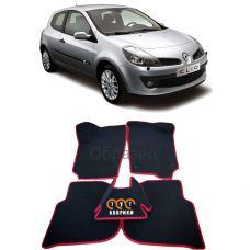 Коврики EVA для Renault Clio III (2005-2014)