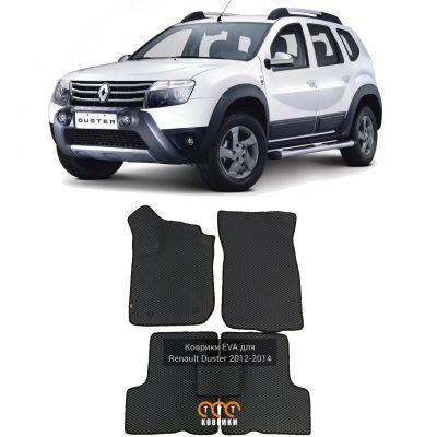 Коврики EVA для Renault Duster I (2012-2020)