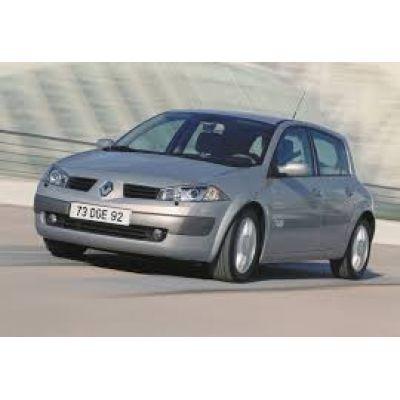 Коврики EVA для Renault MEGANE II (2002-2008)