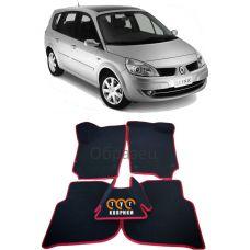 Коврики EVA для Renault Scenic II (2003-2009)