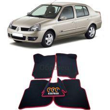 Коврики EVA для Renault Symbol I (1999-2008)