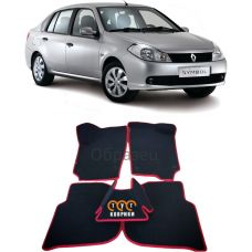 Коврики EVA для Renault Symbol II (2008-2012)