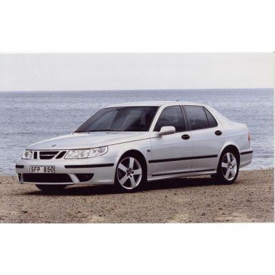 Коврики EVA для Saab 9-5 (1997-2012)