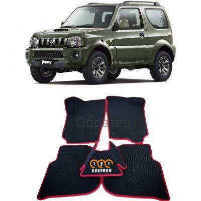 Коврики EVA для Suzuki Jimny III (1998-2019)