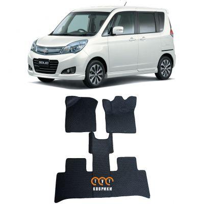 Коврики EVA для Suzuki Solio II (2011-2015)
