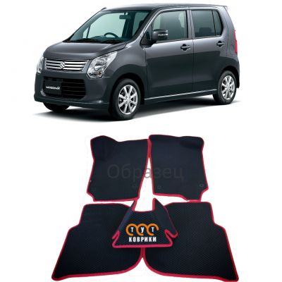 Коврики EVA для Suzuki Wagon R V (2012-2017)