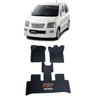 Коврики EVA для Suzuki Wagon R Solio II (1998-2003)