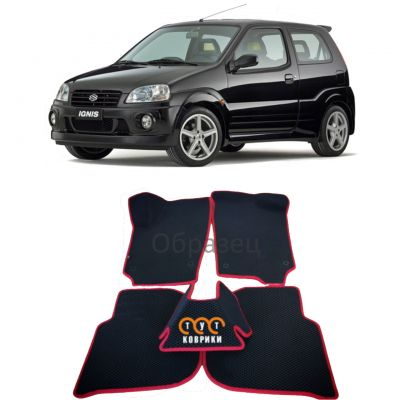 Коврики EVA для Suzuki Ignis I (2000-2006)