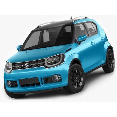 Коврики EVA для Suzuki Ignis III (2016-н.в.)