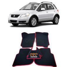 Коврики EVA для Suzuki SX4 I (2006-2014)
