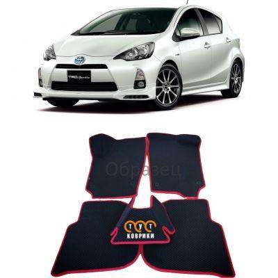 Коврики EVA для Toyota Aqua (2009-2019)