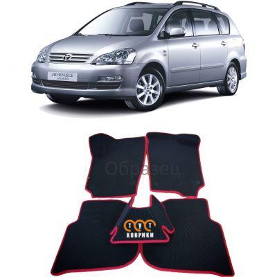 Коврики EVA для Toyota Avensis Verso (2001-2009)