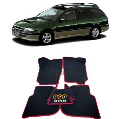 Коврики EVA для Toyota Caldina II (1997-2002)