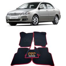 Коврики EVA для Toyota Corolla IX (2000-2007)