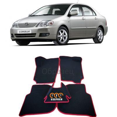 Коврики EVA для Toyota Corolla IX (2000-2007) правый руль