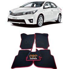 Коврики EVA для Toyota Corolla XI (2012-2021)