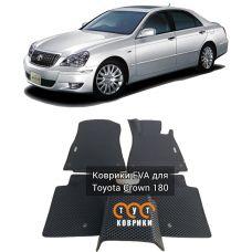 Коврики EVA для Toyota Crown XII S180 (1999-2008)