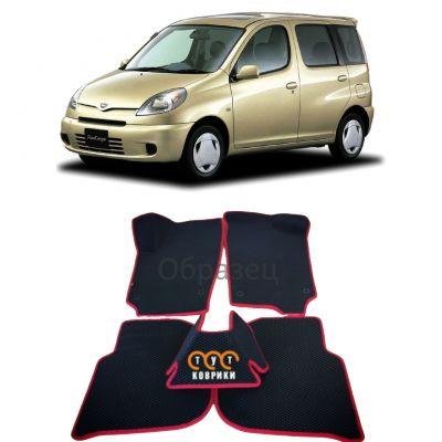 Коврики EVA для Toyota FunCargo (1999-2005)