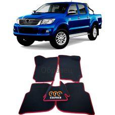 Коврики EVA для Toyota Hilux VII (2004-2015)