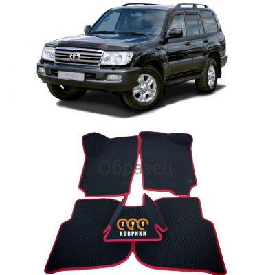 Коврики EVA для Toyota Land Cruiser 100 (1998-2007)