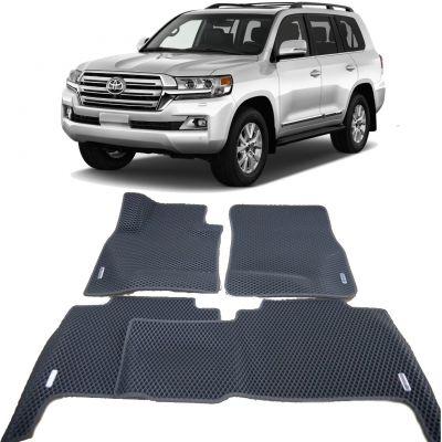 Коврики EVA для Toyota Land Cruiser 200 (2007-2021)
