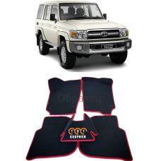 Коврики EVA для Toyota Land Cruiser 70 (1984-2007)