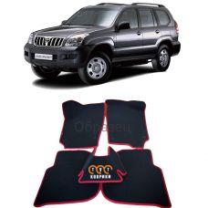 Коврики EVA для Toyota Land Cruiser Prado 120 (2002-2009)
