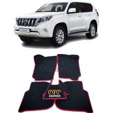Коврики EVA для Toyota Land Cruiser Prado 150 (2009-2021)